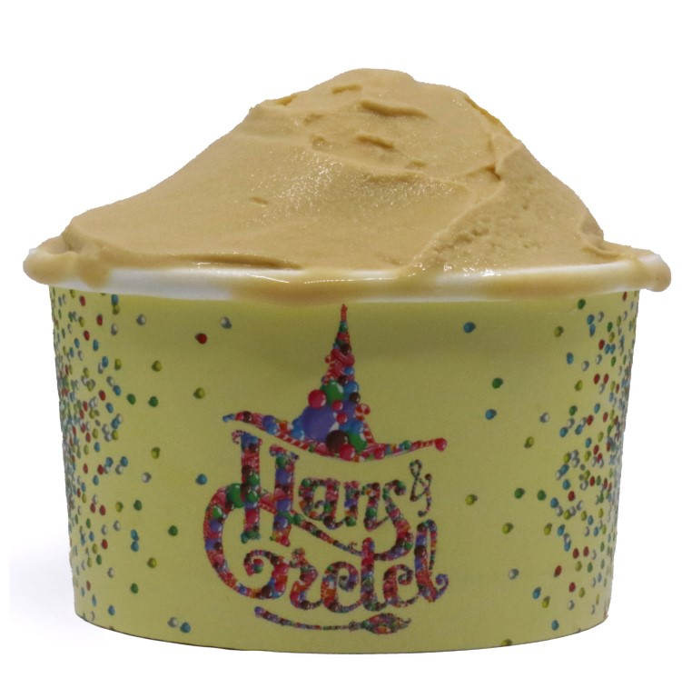 Salted Caramel Ice Cream - 750g