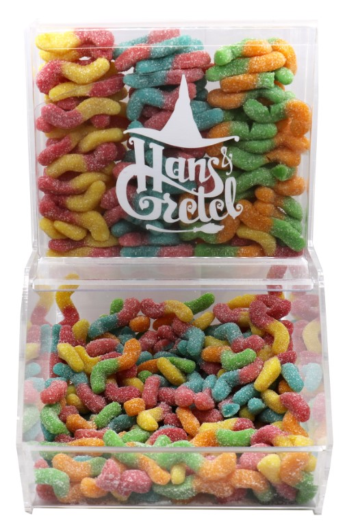 Sour Worms - 200g