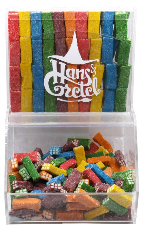 Sour Checkers  - 200g