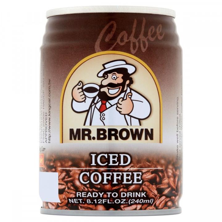 MR BROWN ICED COFFEE ORIGINAL  240ML