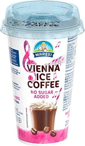 VIENNA ICE COFFEE WITHOUT SUGAR  230ML