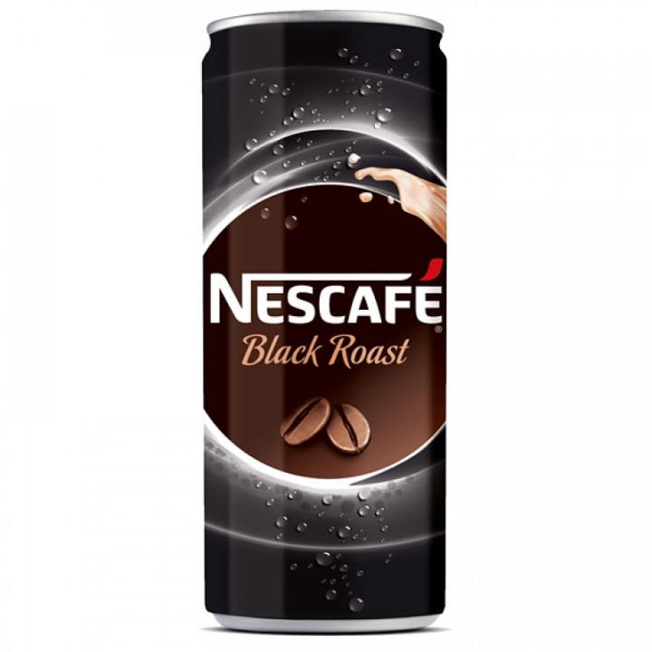 NESCAFE BLACK ROAST  250ML