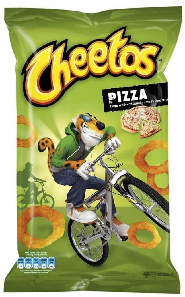 CHEETOS PIZZA  97GR