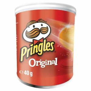 PRINGLES ORIGINAL  40GR