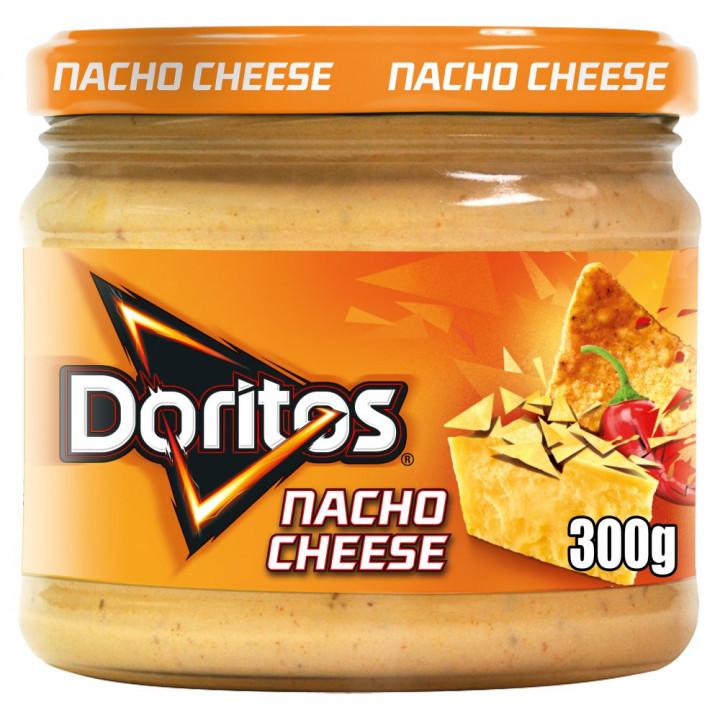DORITOS NACHO CHEESE DIP  300GR