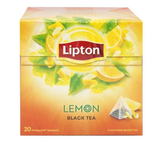 LIPTON LEMON TEA  34GR