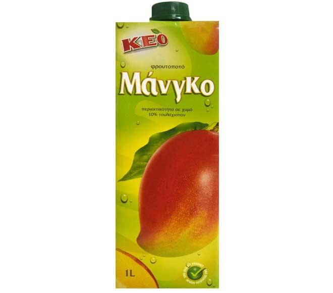 KEO MANGO FRUIT DRINK  1L