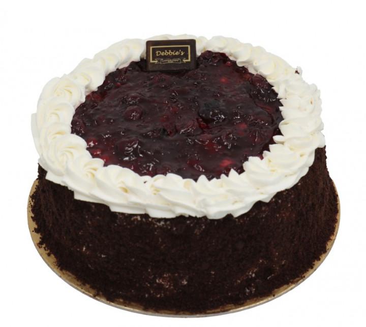 "Black Forest Cake 9"""