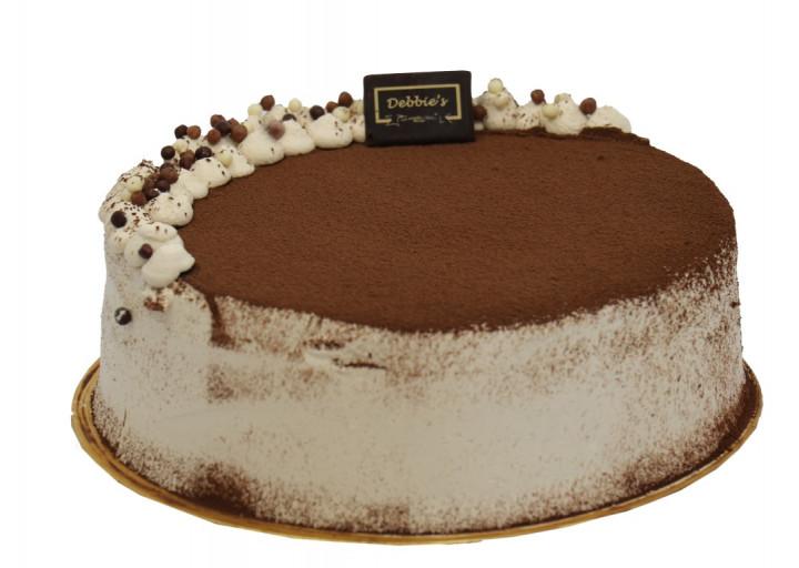"""Tiramisu Crunch Cake 9"""""""