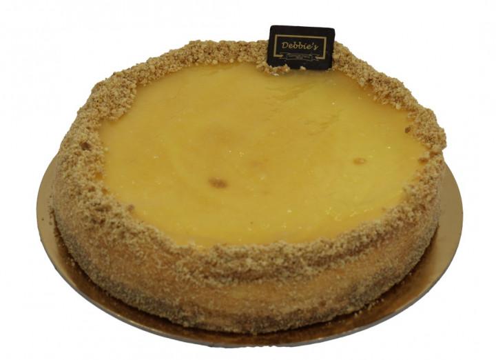 """Lemon Zest Cheesecake 9"""""""