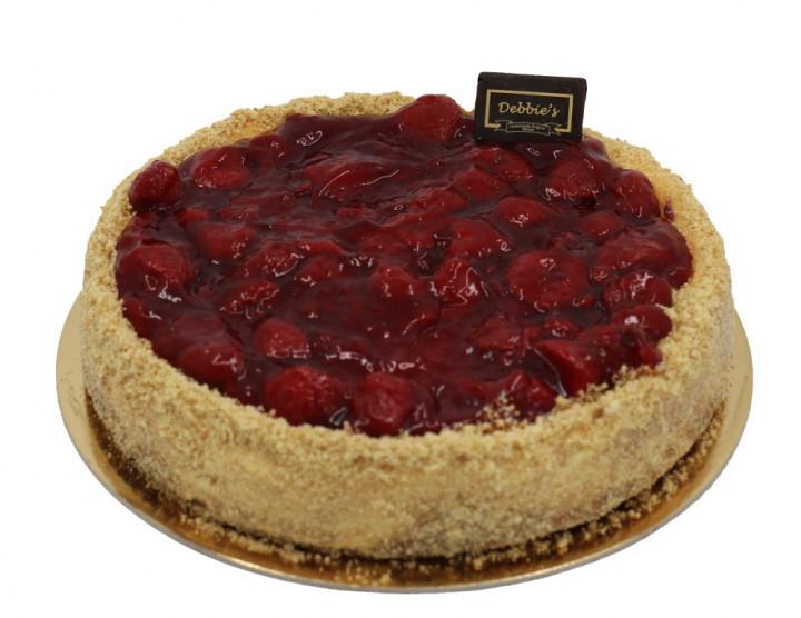 """Strawberry Cheesecake 9"""""""