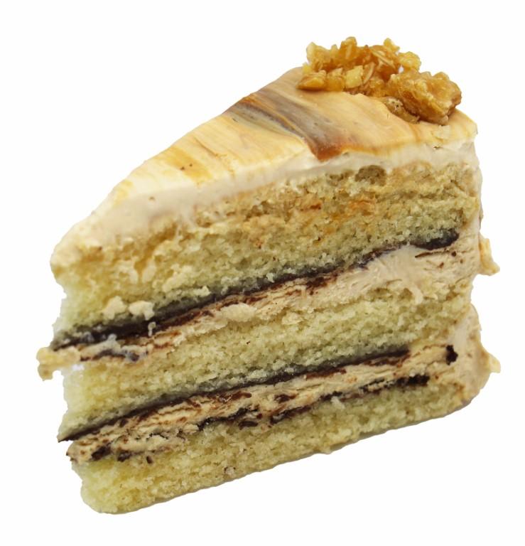 Toffee Brittle Cake