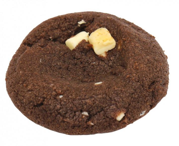 Mini Black & White Cookies (per cookie)