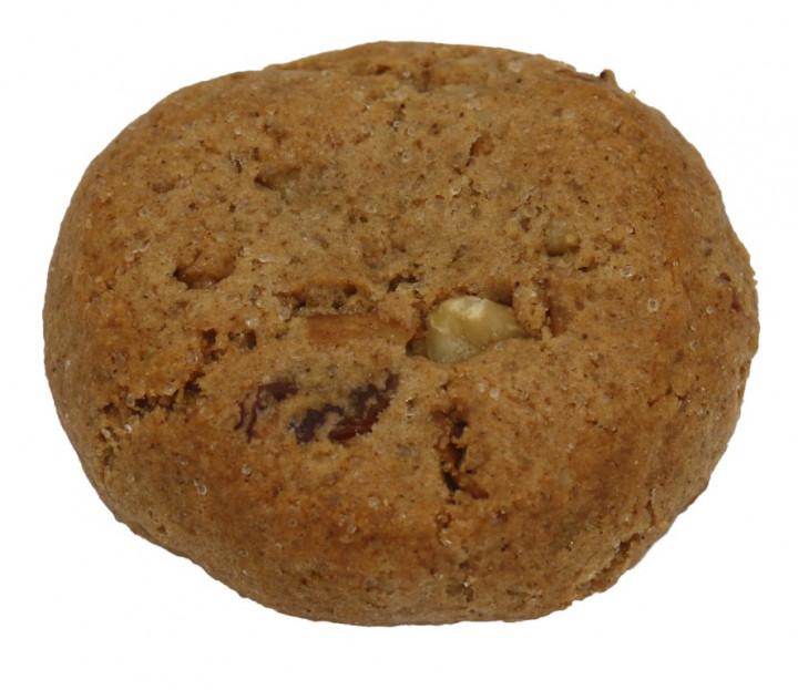 Mini Walnut Raisin Vegan Cookies (per cookie)
