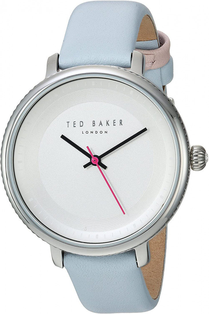 TED BAKER LADIES WATCH WHITE/SILVER