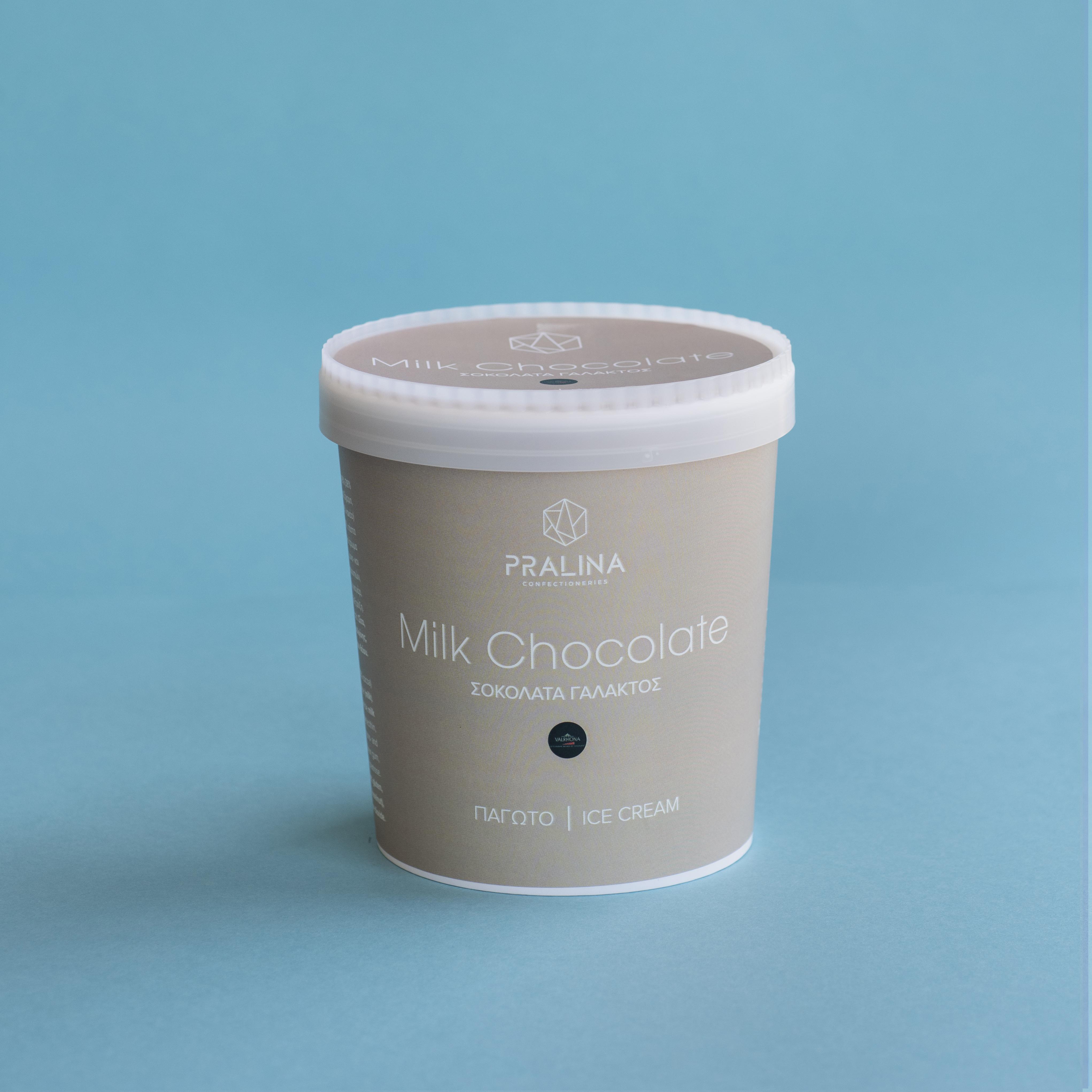 Milk Chocolate (850ml)