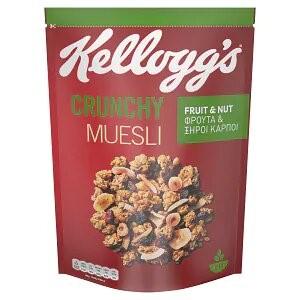 Kelloggs Muesli Fruit&Nut 500g