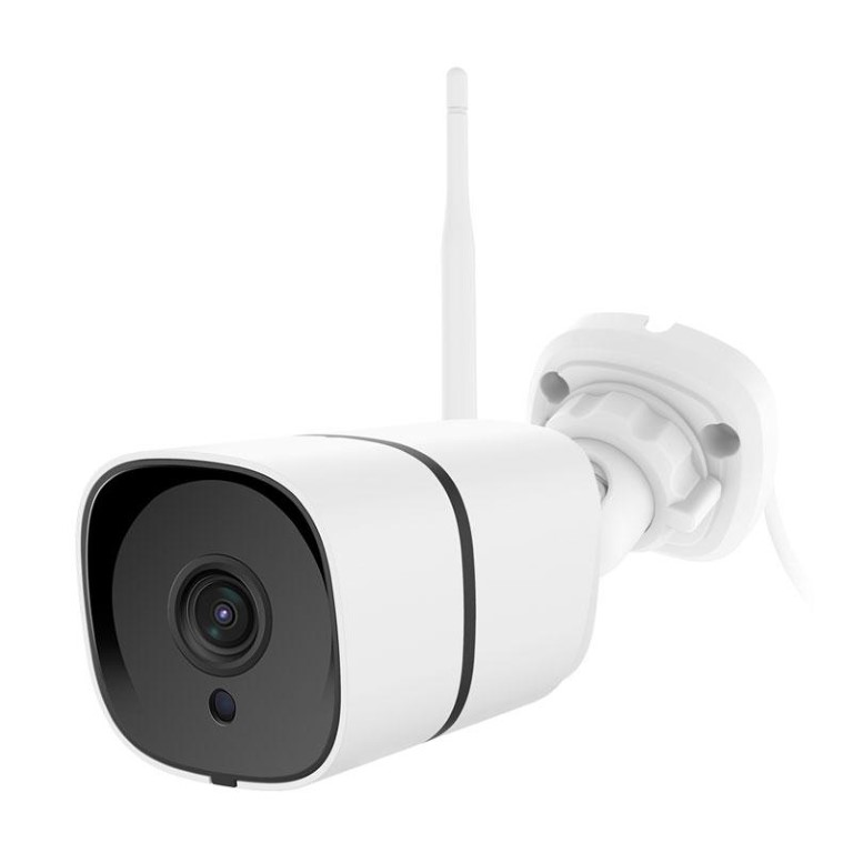 Netvue Vigil PRO / 3MP - Outdoor Security Camera - H.265 / WIFI / ETHERNET WHITE
