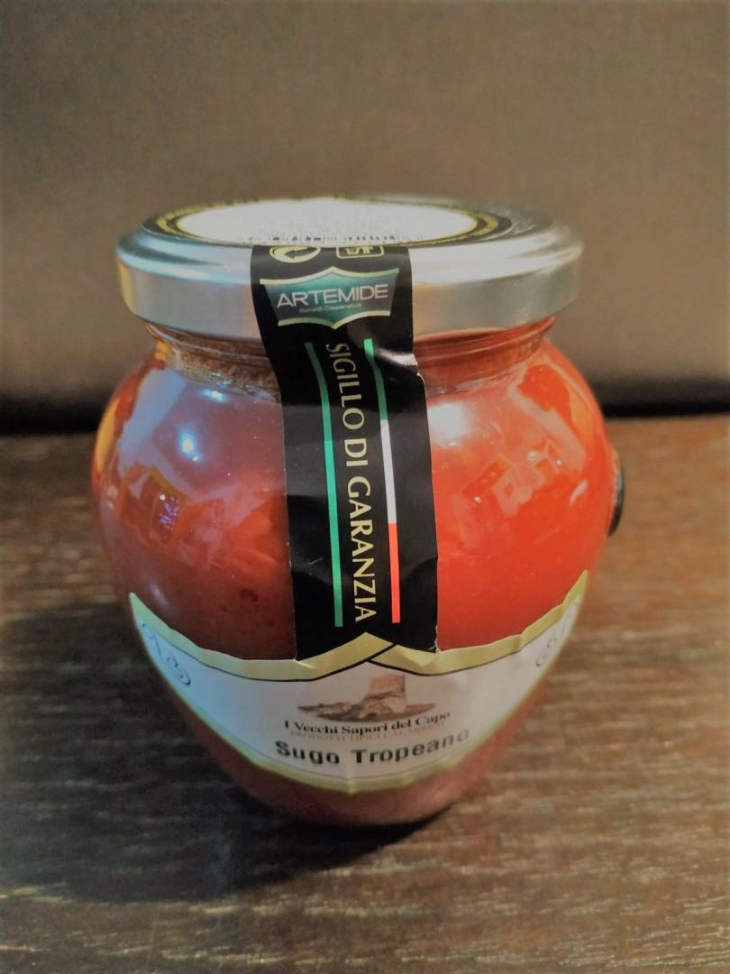 Artemide Sauce with tropea onions 495gr