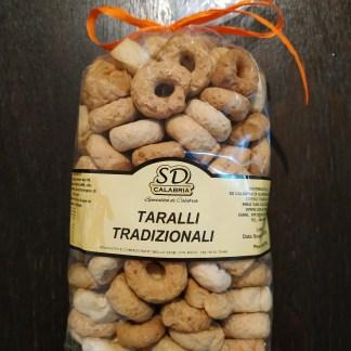 SD Calabria Traditional Taralli 500g