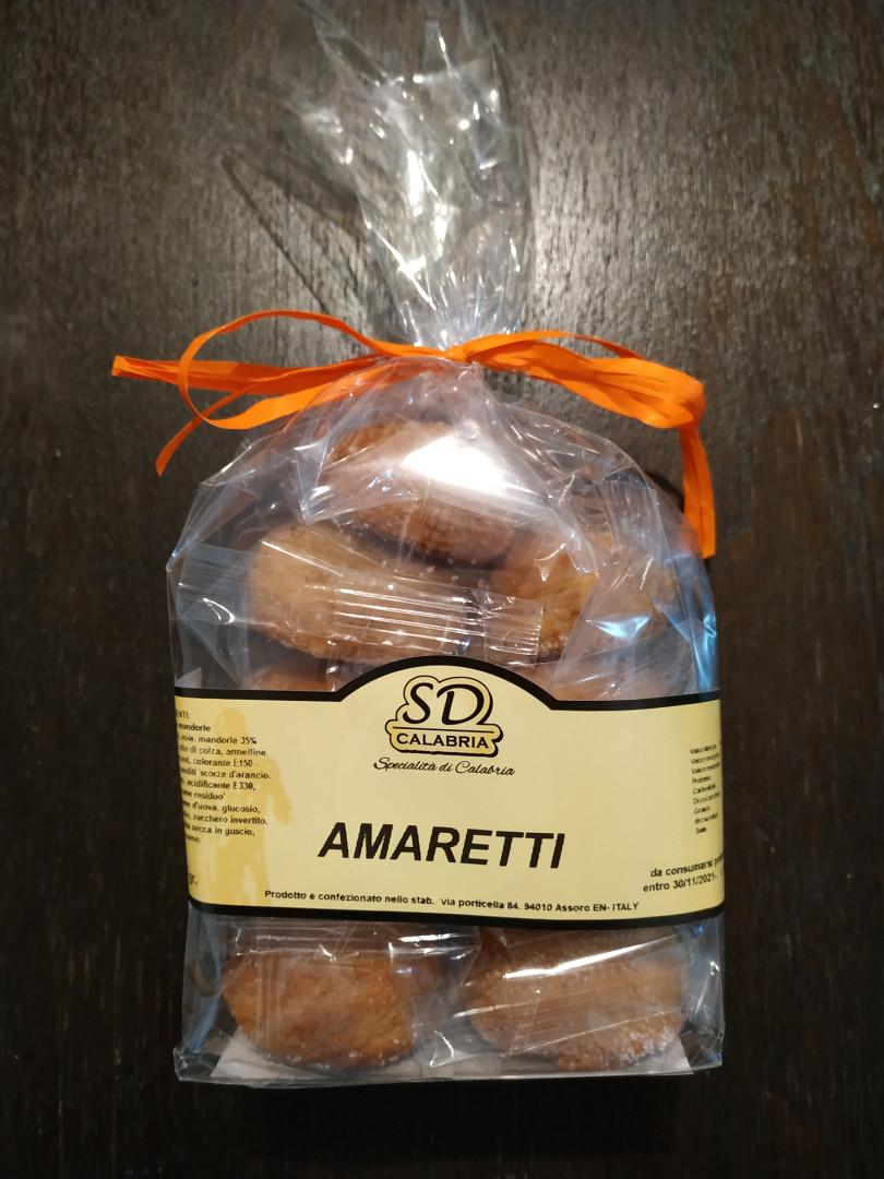 SD Calabria Amaretti cookies 300G