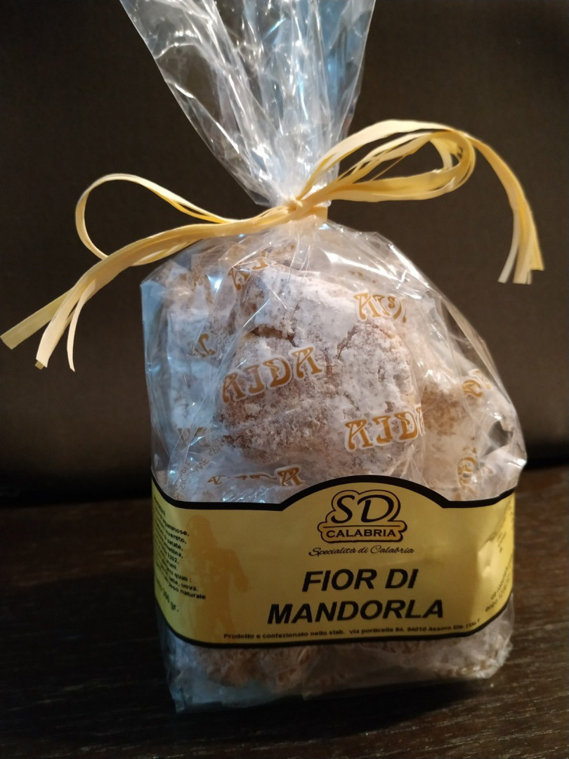 SD Calabria Sweets with almond dough 300g
