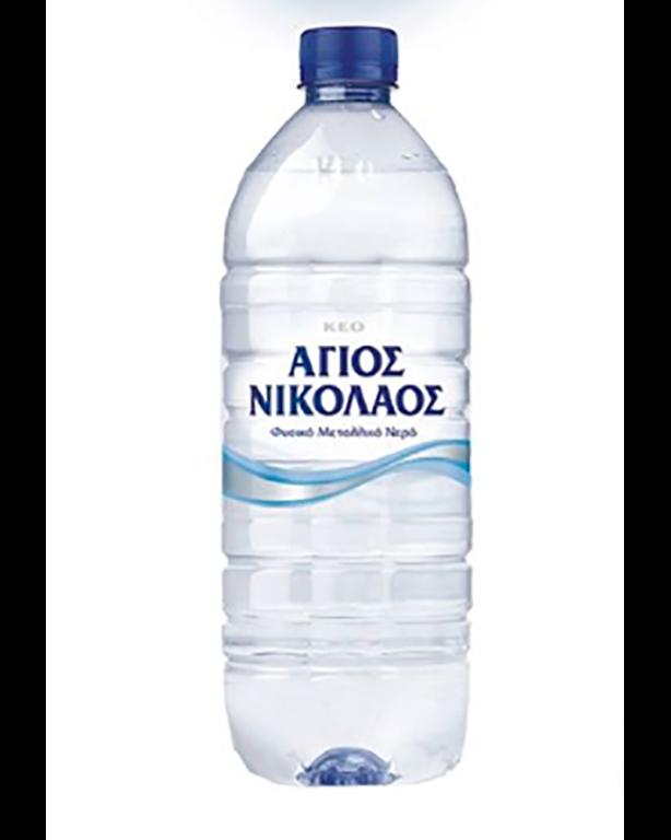 SAINT NICHOLAS WATER 0.5L