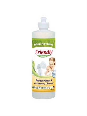 Friendly Organic Breast pump and accessory cleaner 473ml