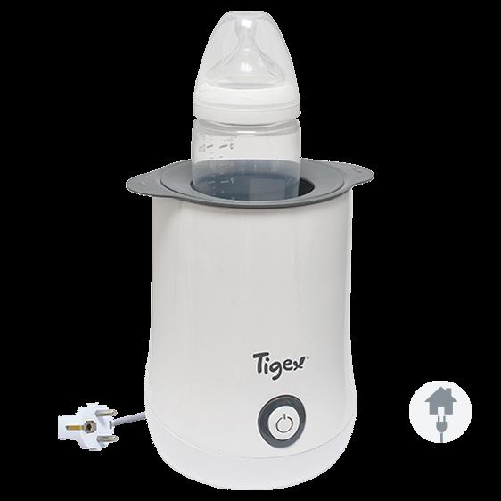 Tigex feeding bottle warmer Express 60 s HOME white-grey
