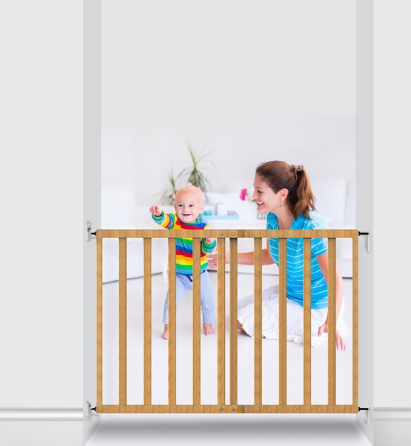 NOMA wall fix wooden gate natural