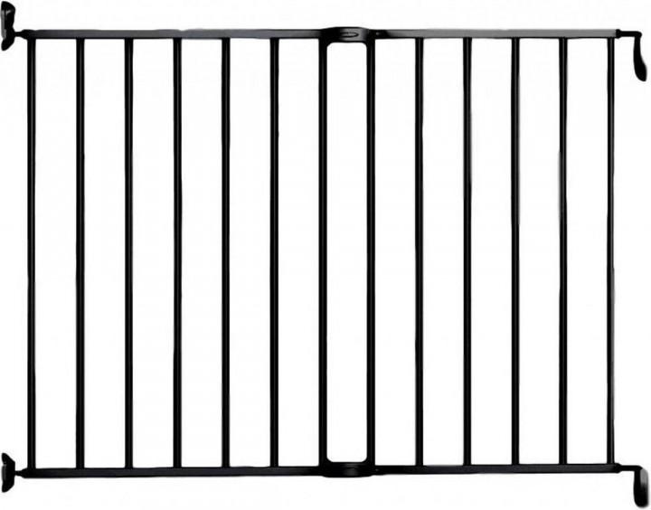 NOMA wall fix metal gate black