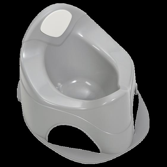 Tigex high comfort potty grey