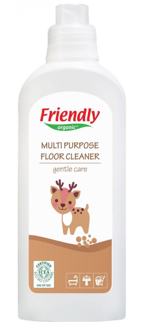 Friendly Organic Multi purpose Floor cleaner citronella 1 L