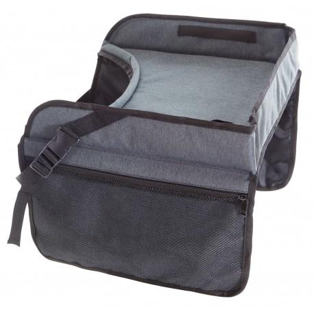 Tineo car seat travel tray grey