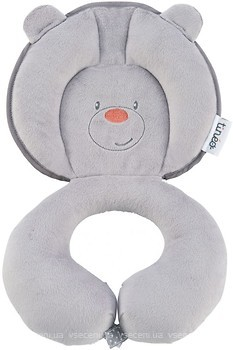 Tineo car seat neck support grey