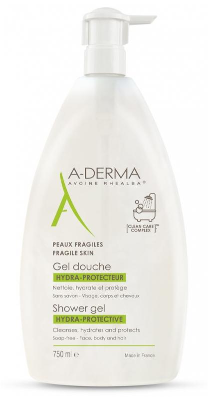 A-Derma Shower Gel Hydra 750ml