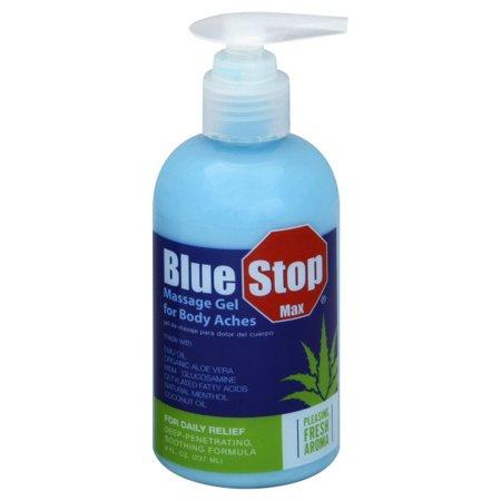 BLUE STOP MAX BOTTLE 237ML