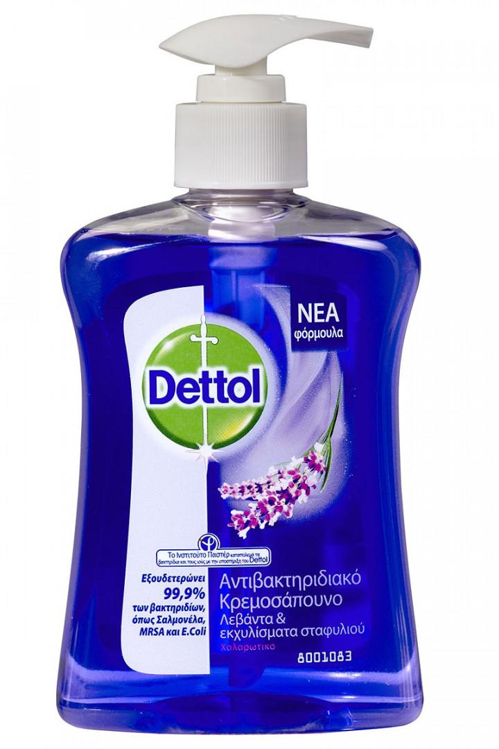 Dettol Liquid Soap Soothe 250ml