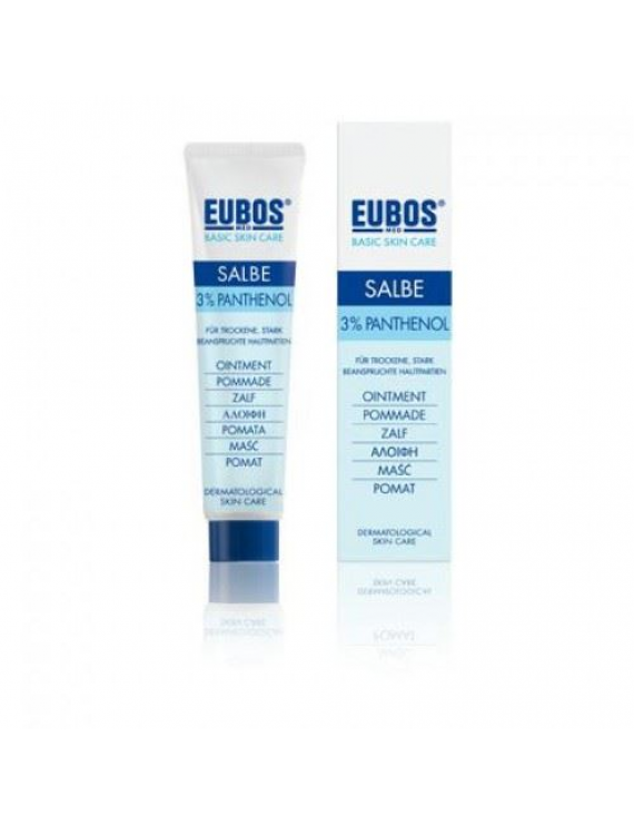 Eubos Salbe 3% Panthenol Ointment 75ml