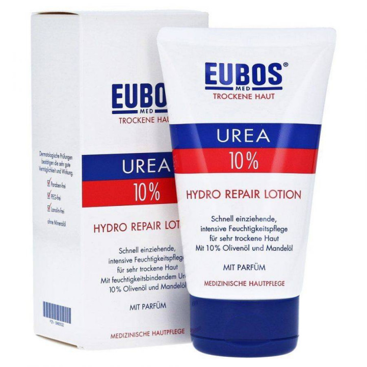 Eubos Urea 10% Hydro Repair Lotion 150ml