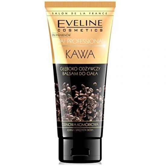 Eveline Spa Professional Deeply Nourishing Body Lotion Coffee 200ml