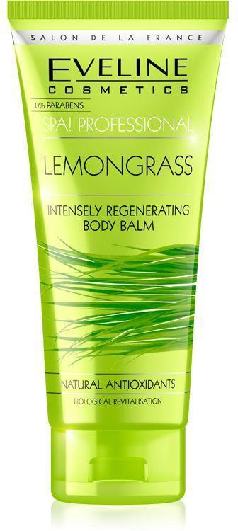 Eveline Spa Profess. Lemongrass Intensely Regenerating Body Balm 200ml