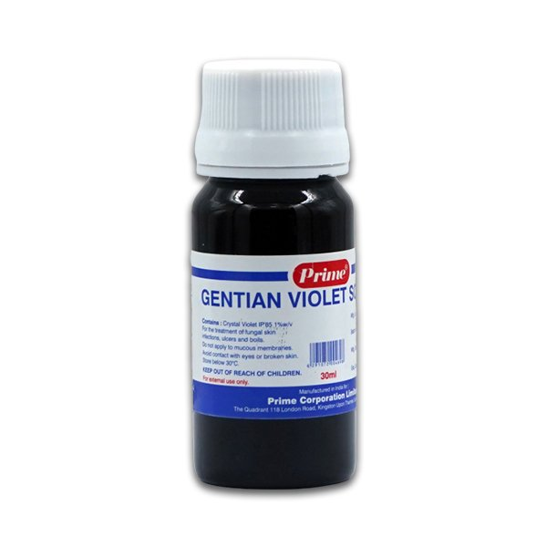 Prime Gentian Violet Solution 30Ml