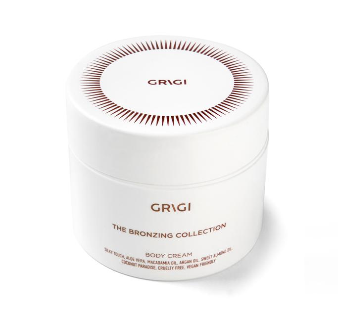 Grigi The Bronzing Collection Cream 200ml