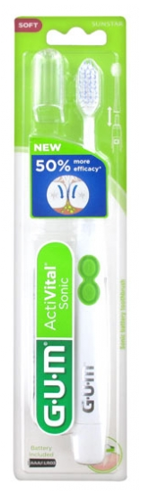 Gum 4100 Activital Battery Toothbrush