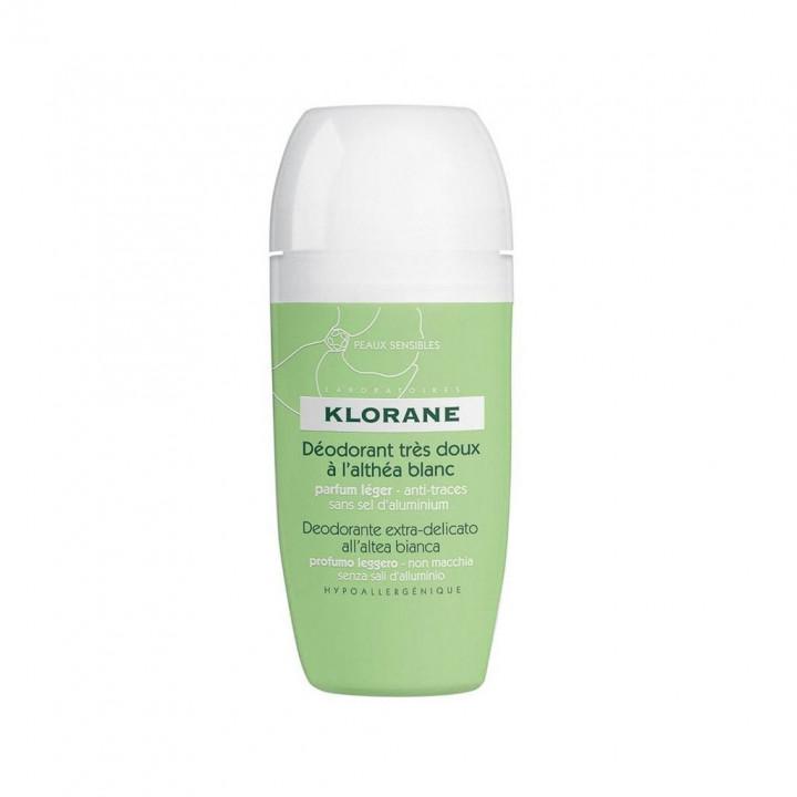 Klorane Deodorant Roll - On - 40ml