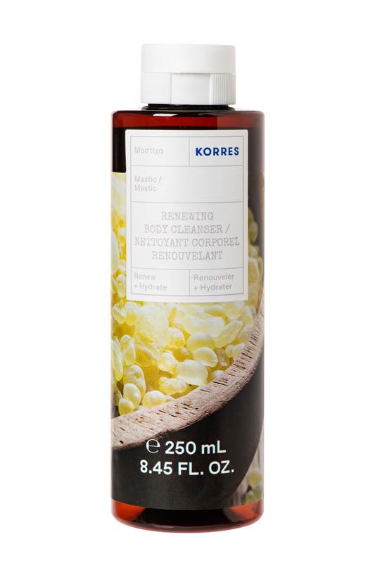 KORRES Mastic Revitalizing shower gel 250ml