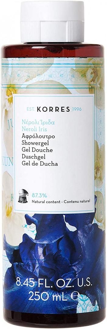Korres Neroli Iris Shower Gel 250ml
