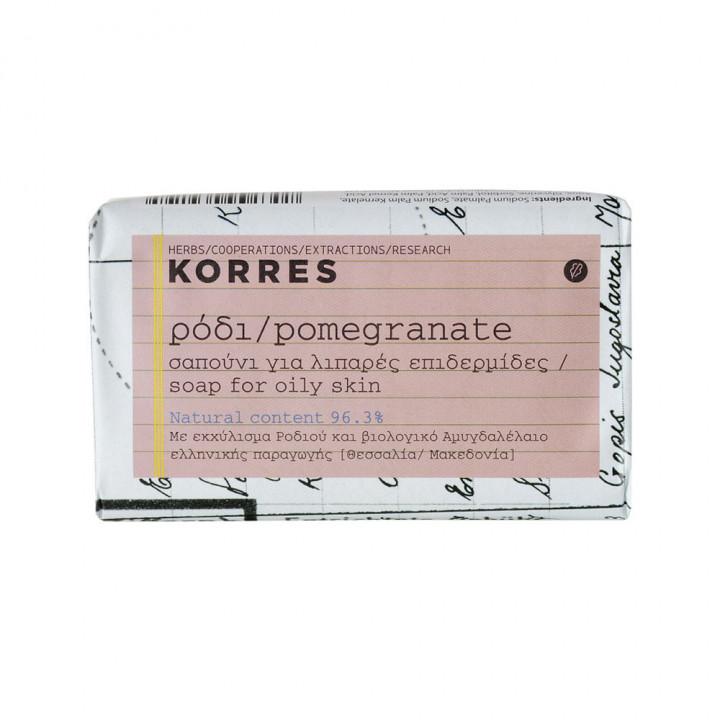 KORRESPomegranate Soap 125g