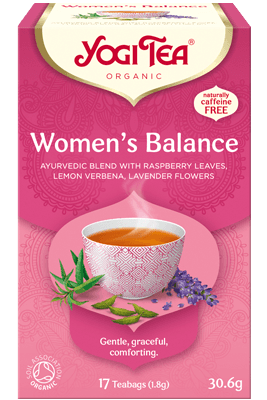 Yogi Women's Balance 17 teabags 30.6g